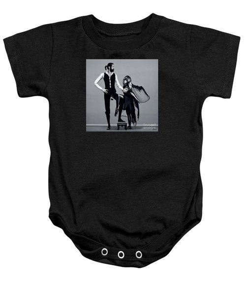 Fleetwood Mac Baby Onesie