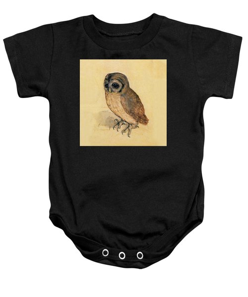 Little Owl Baby Onesie