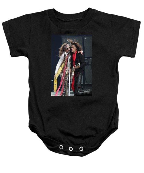 Aerosmith Baby Onesie by Concert Photos