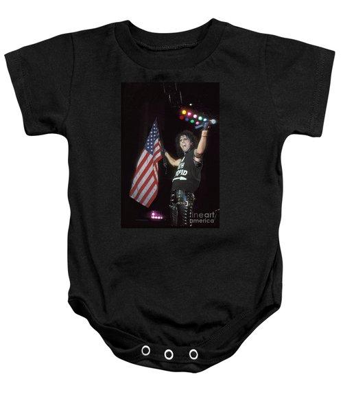 Alice Cooper Baby Onesie