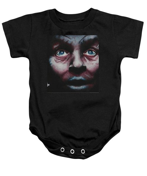 Anthony Hopkins Baby Onesie