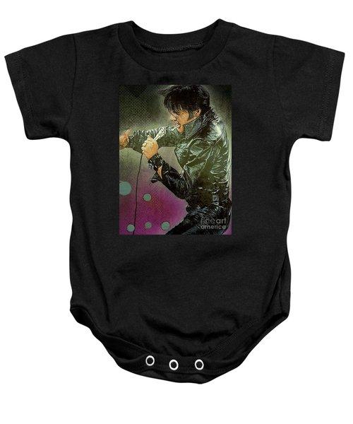 Elvis  Baby Onesie