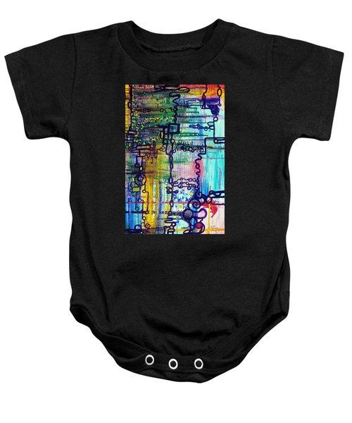 Emergent Order Baby Onesie