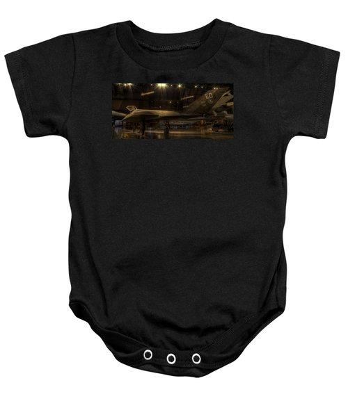 F-117 Stealth Fighter Baby Onesie