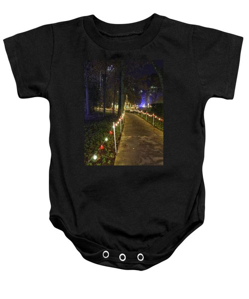 Long Path Baby Onesie