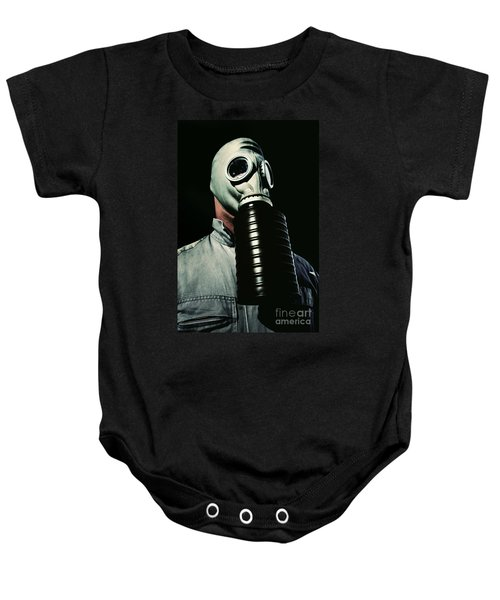 Gas And Darkness Baby Onesie