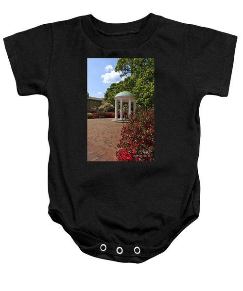 The Old Well At Chapel Hill Baby Onesie