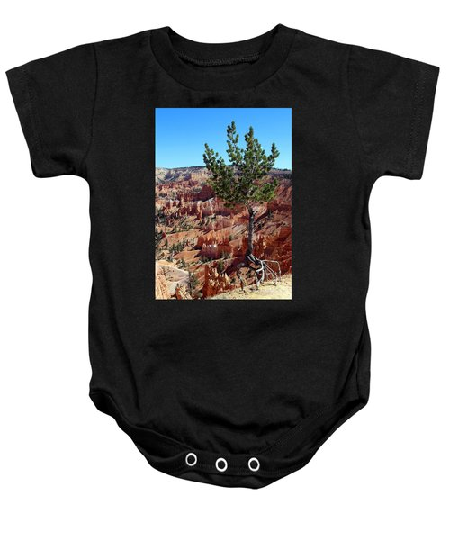 Twisted Baby Onesie