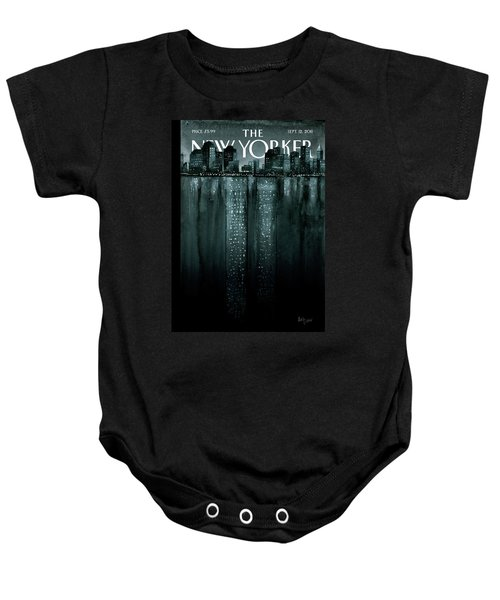 New Yorker September 12th, 2011 Baby Onesie