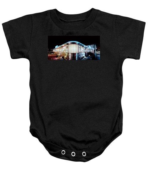 11th Street Diner Baby Onesie