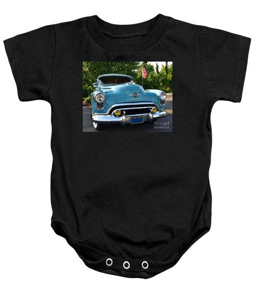 1950 Oldsmobile Baby Onesie