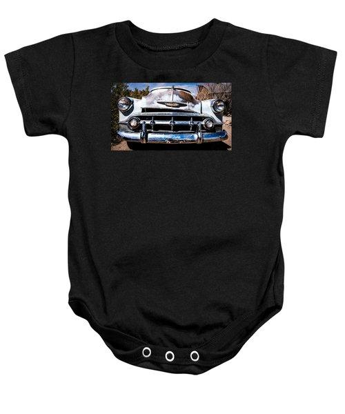 1953 Chevy Bel Air Baby Onesie