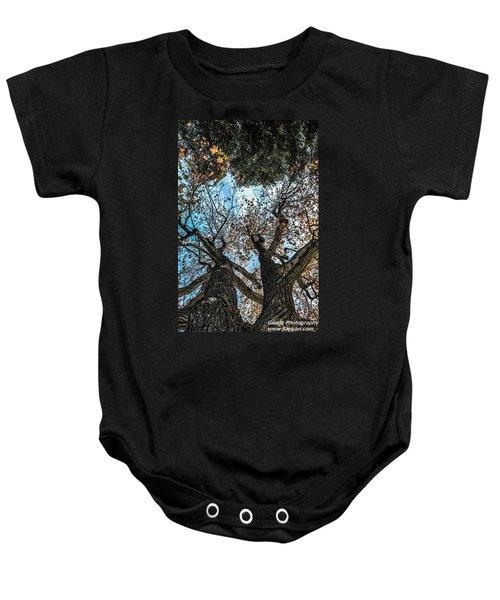 1st Tree Baby Onesie