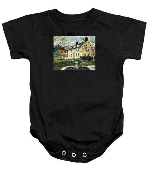 John Paul Jones House Baby Onesie