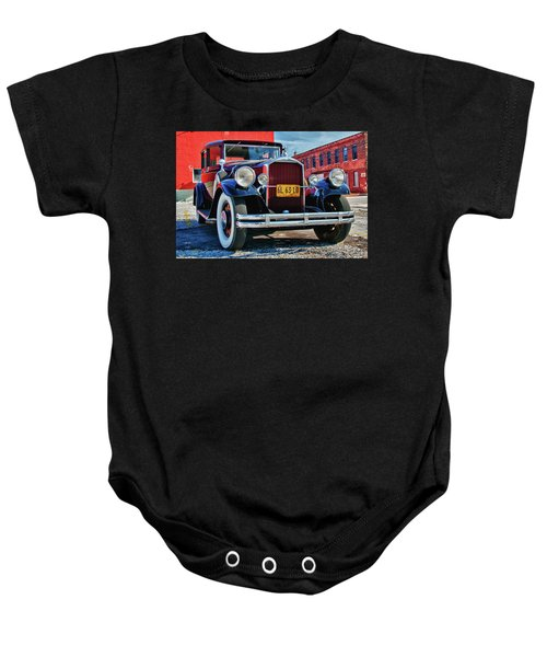 Pierce Arrow 3468 Baby Onesie