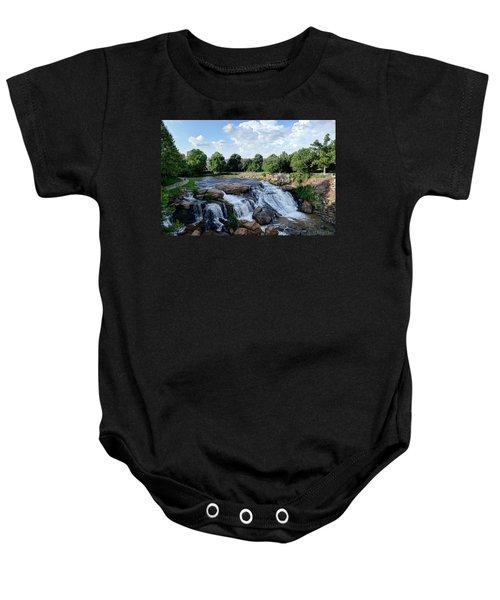Reedy River Falls Baby Onesie