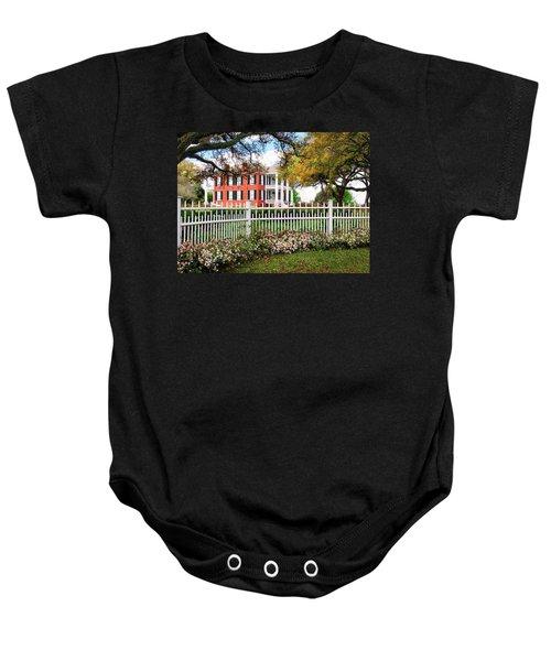 Rosalie House Baby Onesie