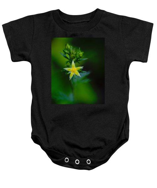 Starflower Baby Onesie