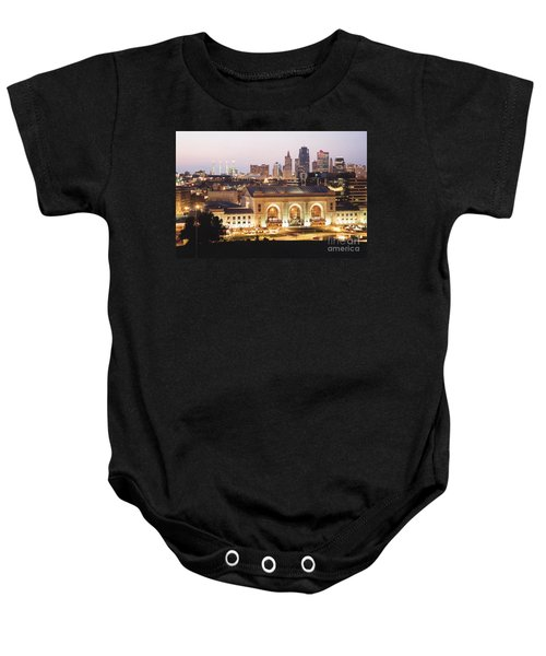 Union Station Evening Baby Onesie
