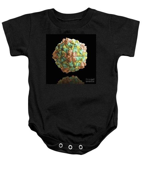 Rice Yellow Mottle Virus Baby Onesie