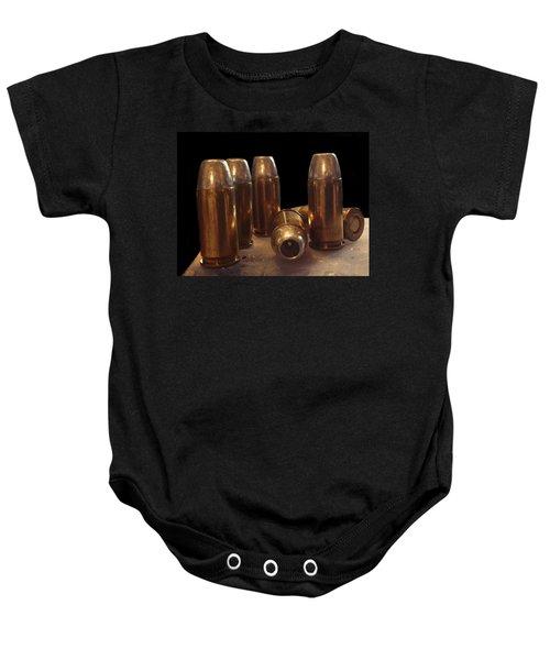 Bullet Art 32 Caliber Bullets 3514 Baby Onesie