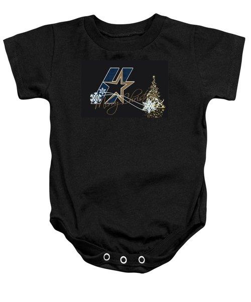 Houston Astros Baby Onesie