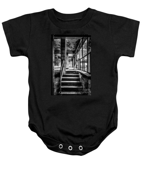 This Is The Way Step Inside Baby Onesie