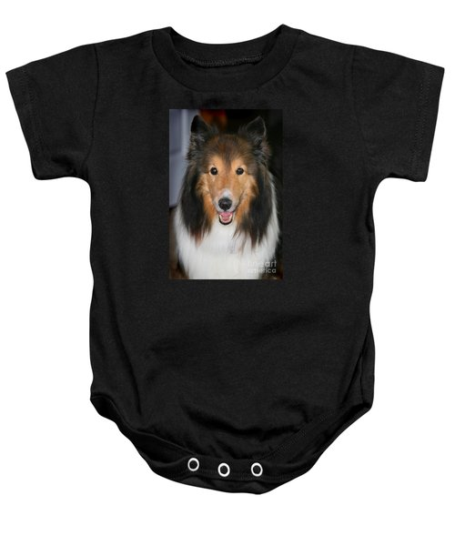 A Dog Named Beau Baby Onesie