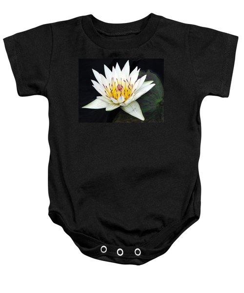 Botanical Beauty Baby Onesie