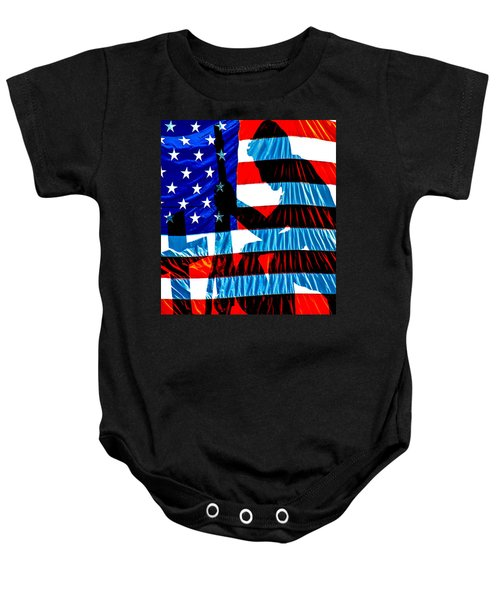 A Time To Remember Baby Onesie