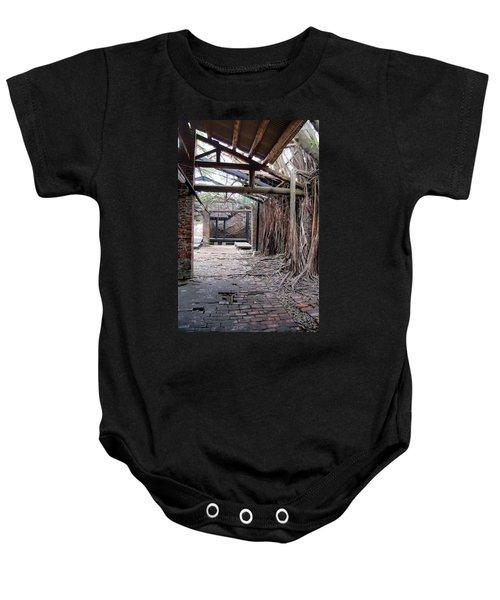 Abandon Warehouse  Baby Onesie