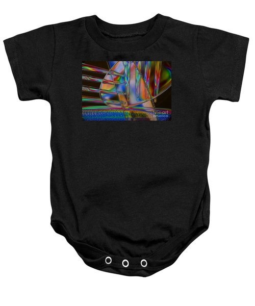 Abstraction In Color 1 Baby Onesie