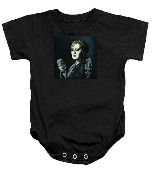 Adele 2 Baby Onesie
