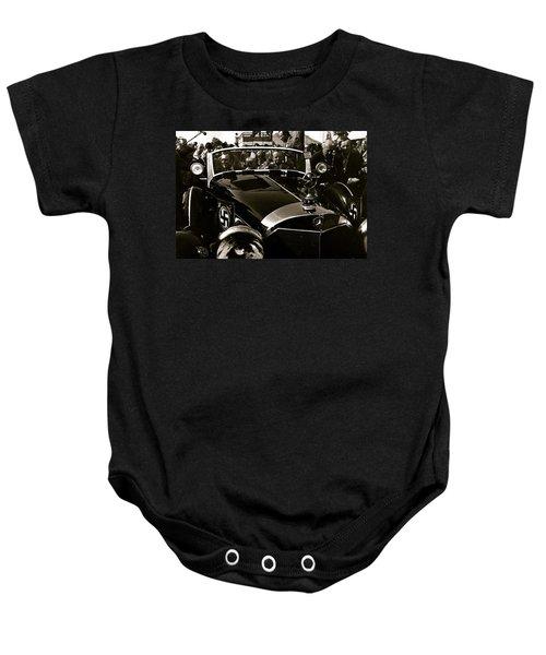Adolf Hitler's 1941 Mercedes-benz 770-k Touring Car Sold At Auction Scottsdale Arizona 1973 Baby Onesie