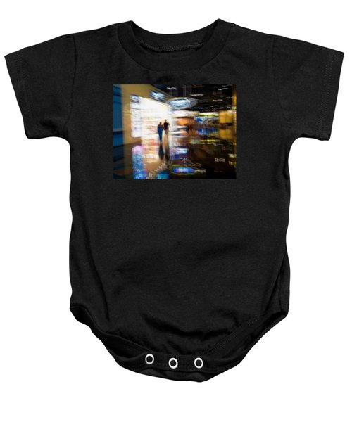 Baby Onesie featuring the photograph After The Show by Alex Lapidus