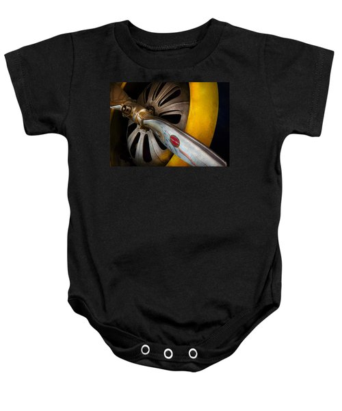 Air - Pilot - Ready For Take Off Baby Onesie