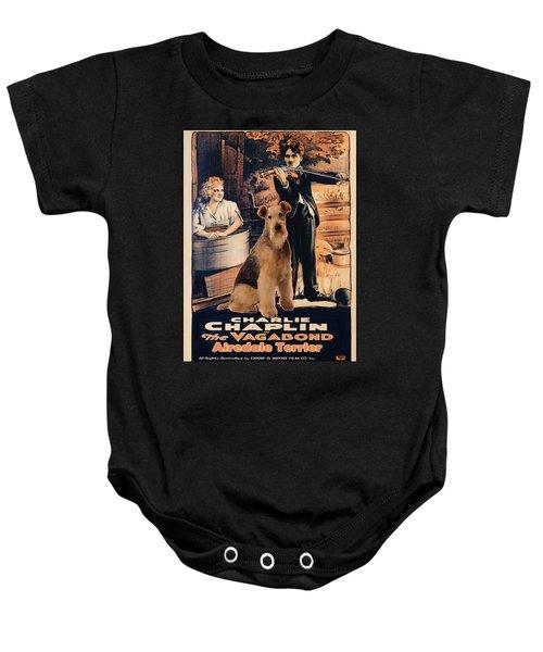 Airedale Terrier Baby Onesies