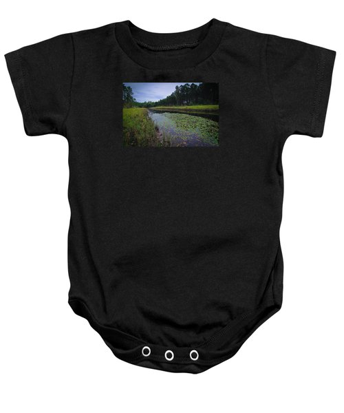 Alabama Country Baby Onesie