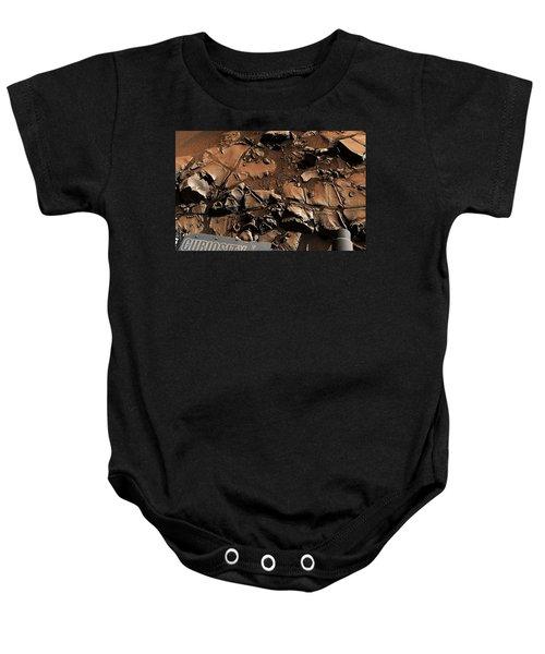Alexander Hills Bedrock In Mars Baby Onesie