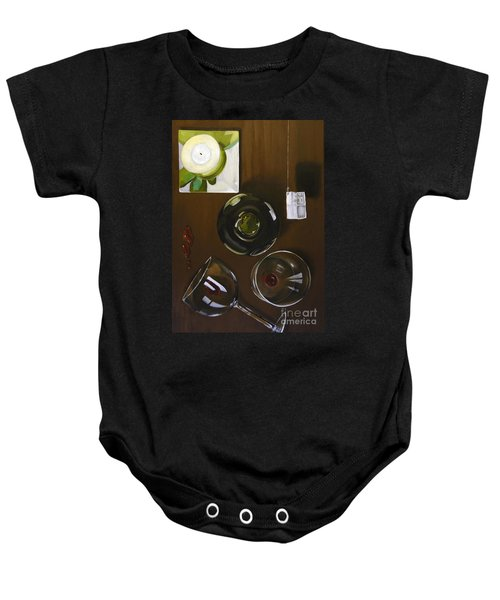 All Looked Fine From Our Perspective Baby Onesie