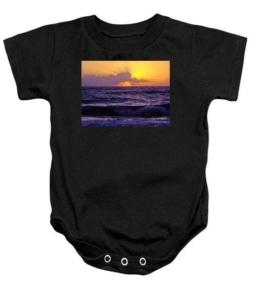 Amazing - Florida - Sunrise Baby Onesie