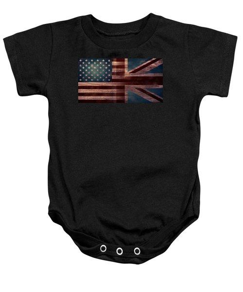 American Jack IIi Baby Onesie