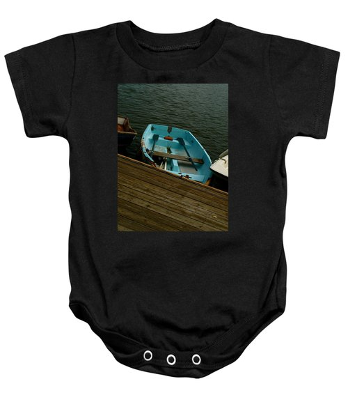 Annapolis Harbor Baby Onesie