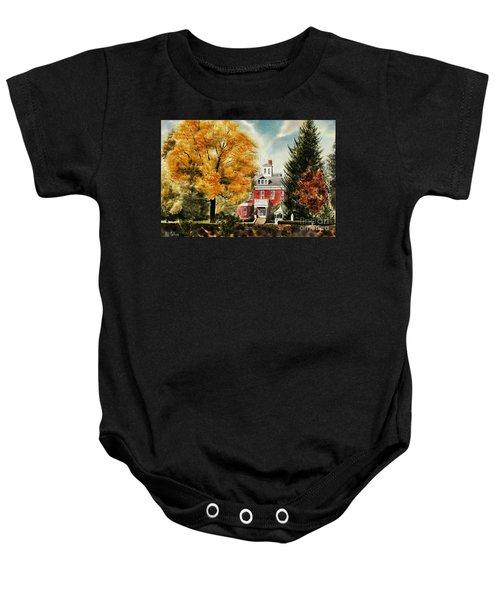 Antebellum Autumn II Baby Onesie