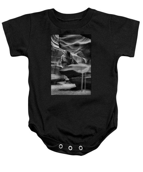 Antelope Canyon 2 Baby Onesie