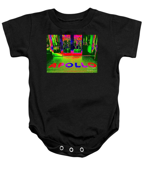 Apollo Pop Baby Onesie by Ed Weidman