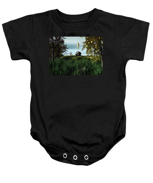Arrival Of The Deceiver Baby Onesie