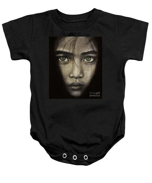 Art In The News 45 Baby Onesie