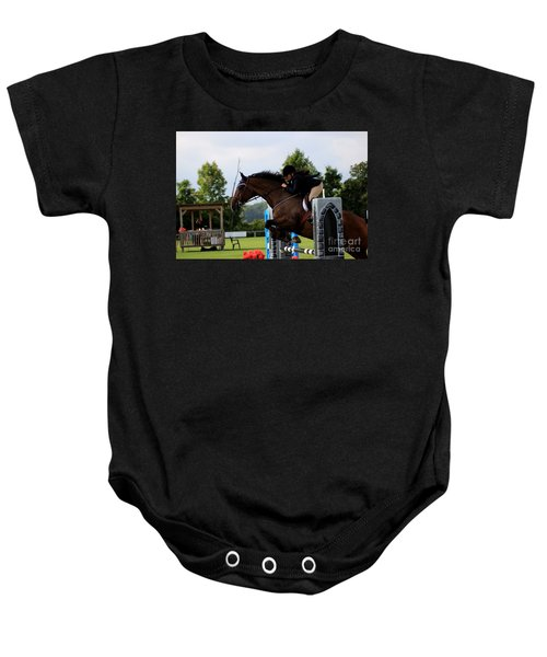 At-s-jumper117 Baby Onesie
