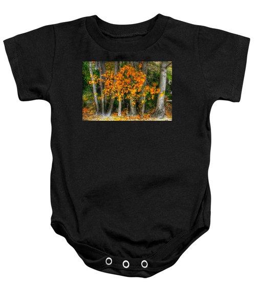 Autumn Breakout No.2 Baby Onesie